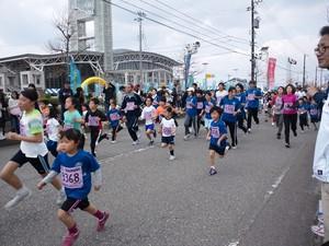 しんきろうマラソン・ちびっこ達.JPG